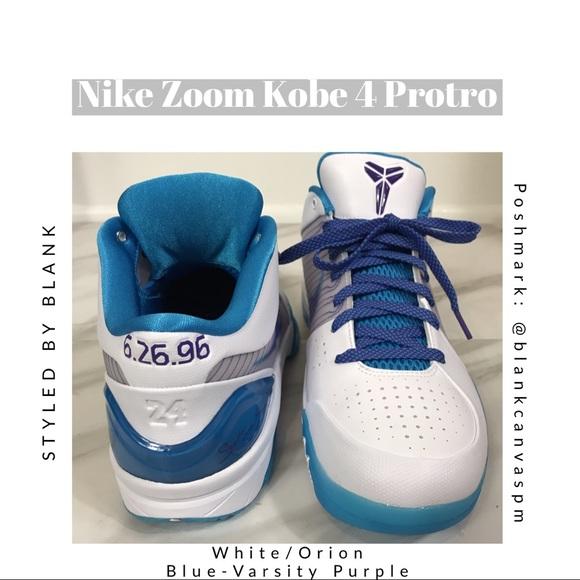 new arrivals e89ec 92709 NEW Nike Zoom Kobe 4 Protro Basketball Sneakers